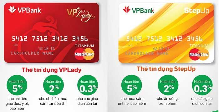 Cà thẻ tín dụng vpbank