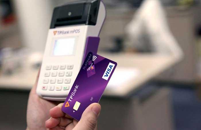 Dịch vụ cà thẻ tín dụng tpbank