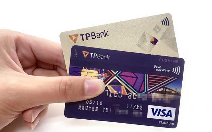 Dịch vụ rút tiền mặt thẻ tín dụng tpbank