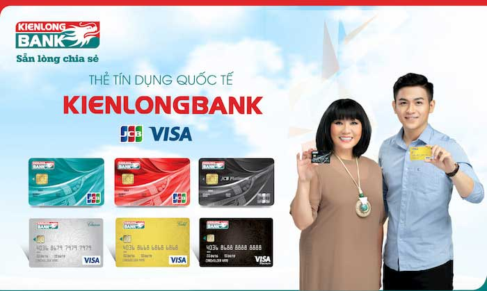 Dịch vụ rút tiền thẻ tín dụng kiên long bank
