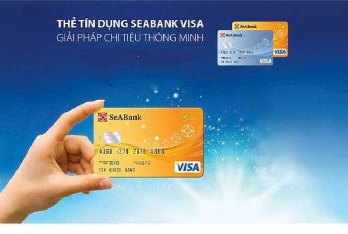 Dịch vụ rút tiền thẻ tín dụng seabank