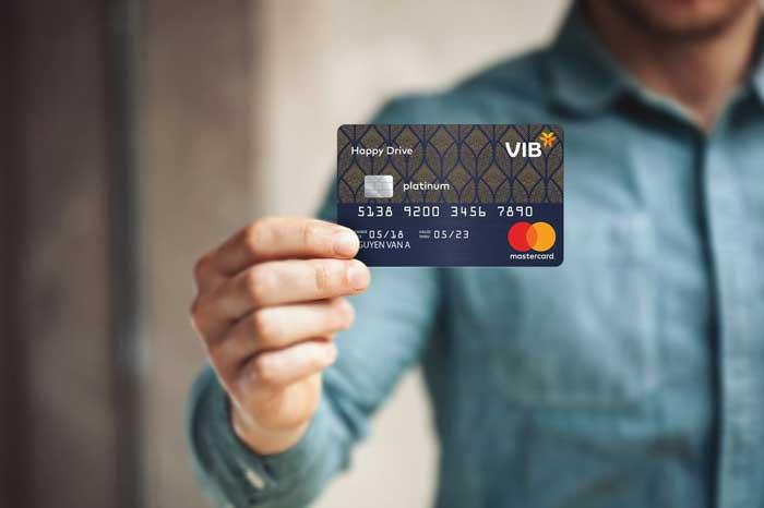quẹt thẻ tín dụng vib