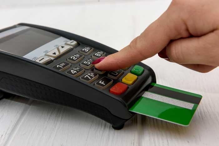 Dịch vụ quẹt thẻ tín dụng anz