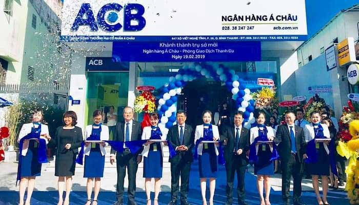 Dịch vụ quẹt thẻ tín dụng acb
